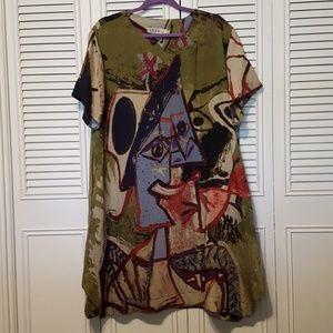 A-line Dress/tunic